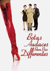 Botas audaces para pies differentes