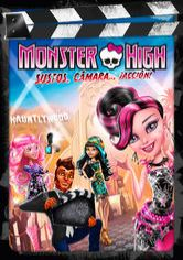 Monster High: Sustos, cámara... ¡acción!