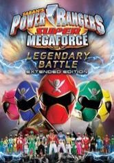 Power Rangers Super Megaforce: Batalla legendaria